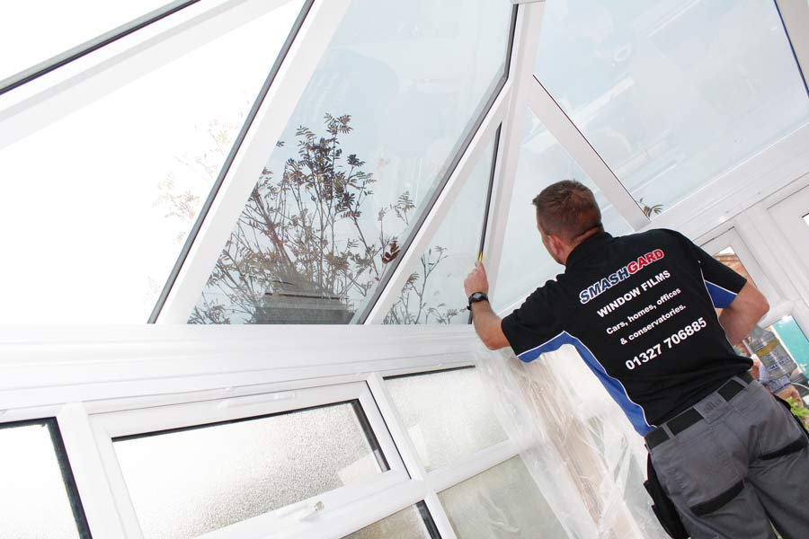 Conservatory Window Film - The Alternative to Conservatory Blinds