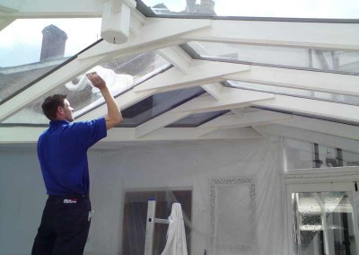 Our installations are professionally carried out by trained installers.